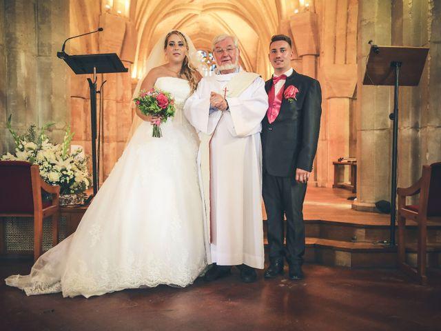 Le mariage de Mathieu et Déborah à Osny, Val-d'Oise 92