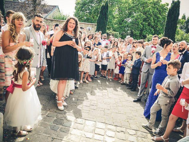 Le mariage de Mathieu et Déborah à Osny, Val-d'Oise 93