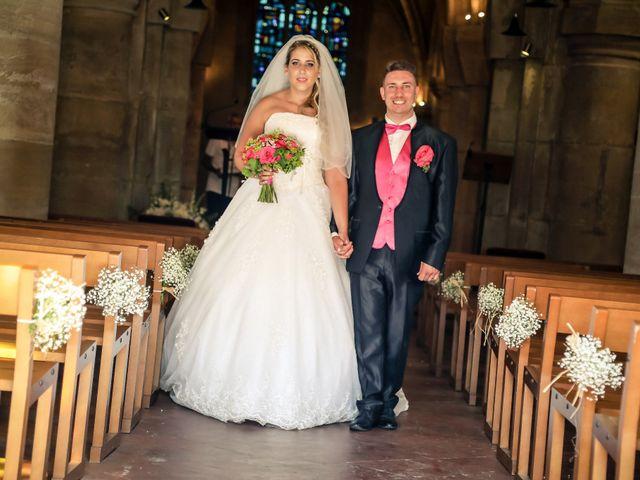 Le mariage de Mathieu et Déborah à Osny, Val-d'Oise 94