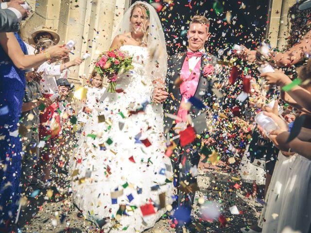 Le mariage de Mathieu et Déborah à Osny, Val-d'Oise 95