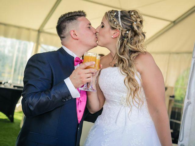 Le mariage de Mathieu et Déborah à Osny, Val-d'Oise 100