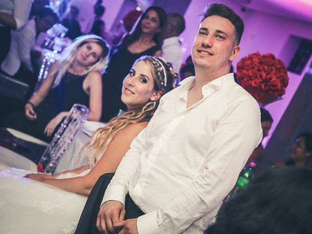 Le mariage de Mathieu et Déborah à Osny, Val-d'Oise 132