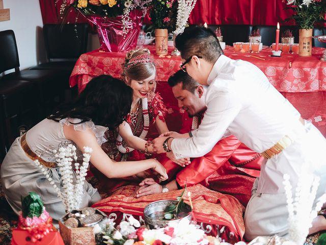 Le mariage de Sophana et Laëtitia à Mérignac, Gironde 36