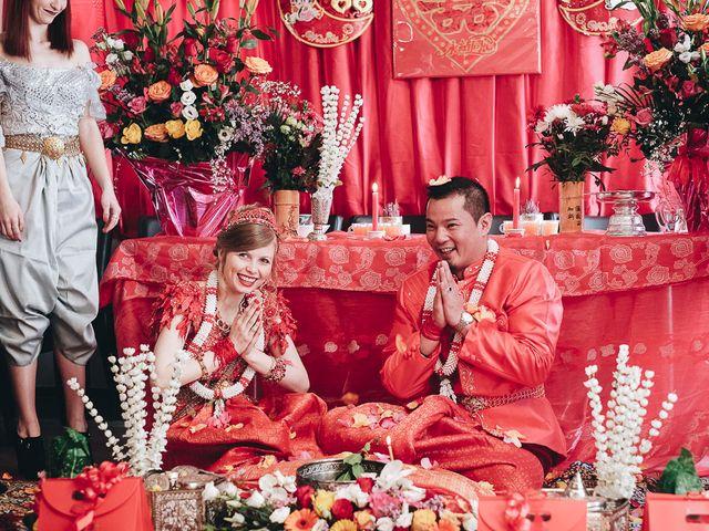 Le mariage de Sophana et Laëtitia à Mérignac, Gironde 38