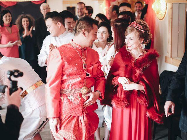 Le mariage de Sophana et Laëtitia à Mérignac, Gironde 41