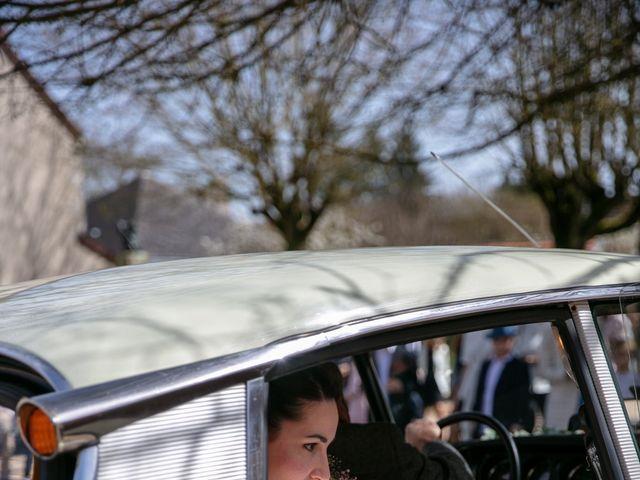 Le mariage de Edouard et Manon à Léré, Cher 4