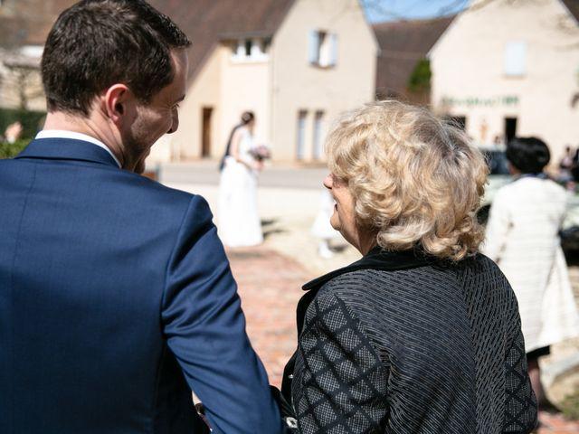 Le mariage de Edouard et Manon à Léré, Cher 5