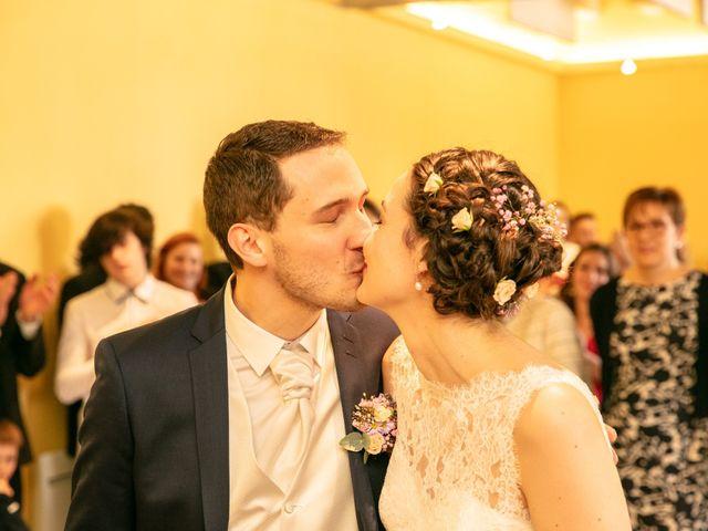 Le mariage de Edouard et Manon à Léré, Cher 7