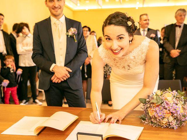Le mariage de Edouard et Manon à Léré, Cher 8