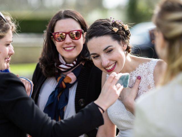 Le mariage de Edouard et Manon à Léré, Cher 11