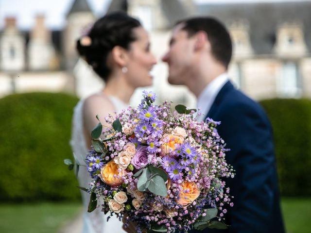 Le mariage de Edouard et Manon à Léré, Cher 12