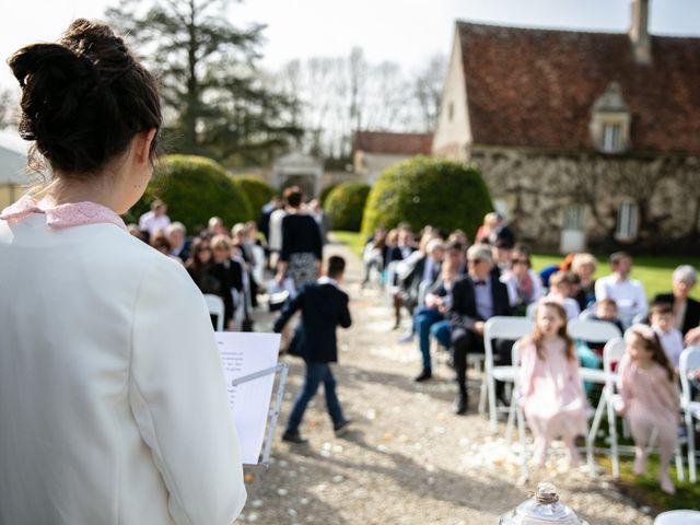 Le mariage de Edouard et Manon à Léré, Cher 13