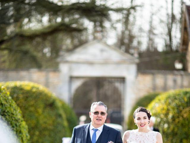 Le mariage de Edouard et Manon à Léré, Cher 14