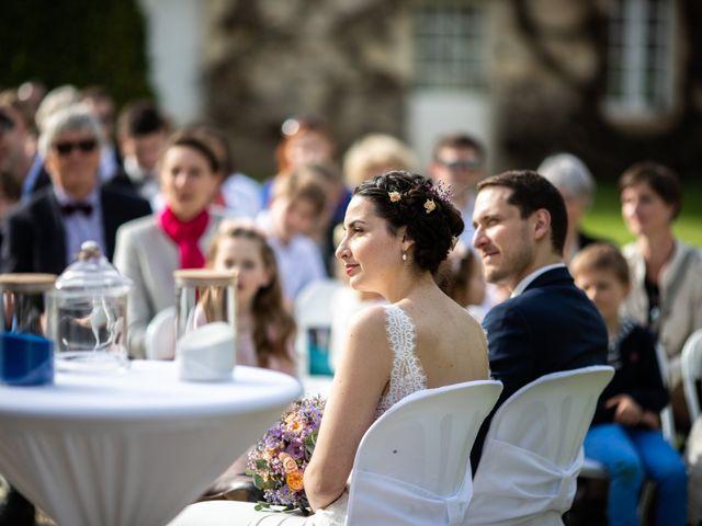 Le mariage de Edouard et Manon à Léré, Cher 15