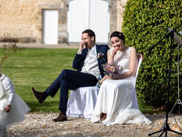 Le mariage de Edouard et Manon à Léré, Cher 20