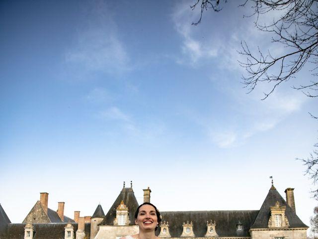 Le mariage de Edouard et Manon à Léré, Cher 21