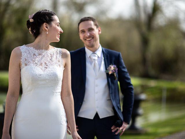 Le mariage de Edouard et Manon à Léré, Cher 23