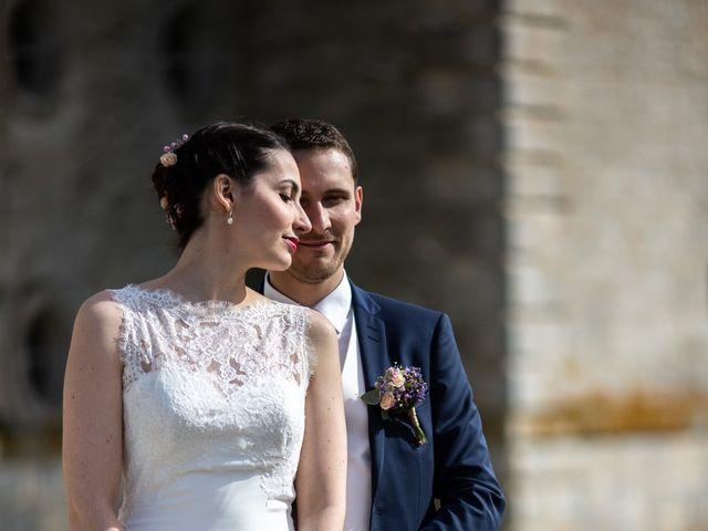 Le mariage de Edouard et Manon à Léré, Cher 24