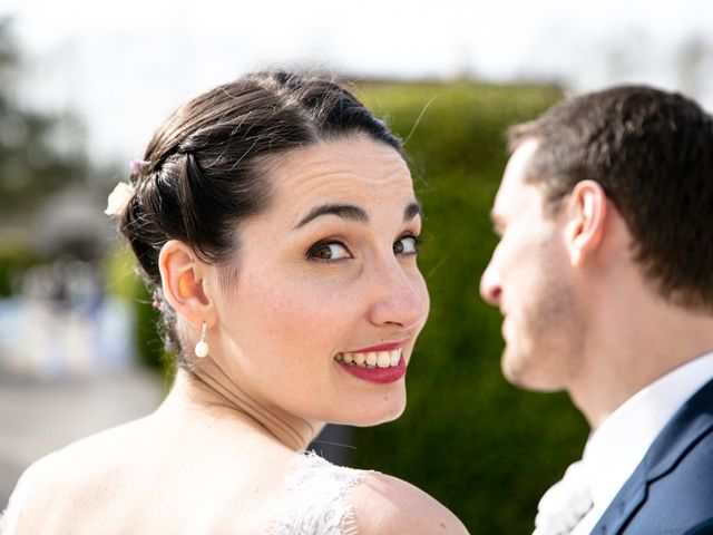Le mariage de Edouard et Manon à Léré, Cher 26