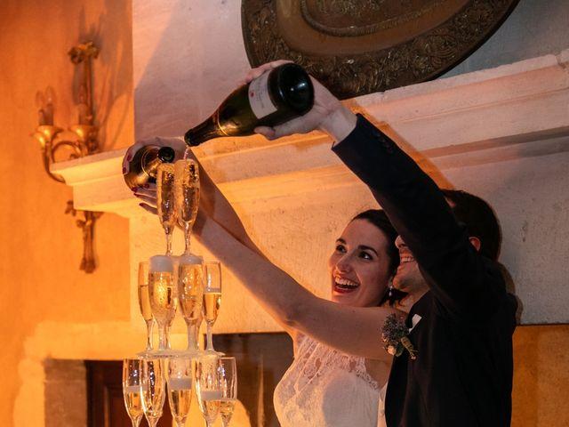 Le mariage de Edouard et Manon à Léré, Cher 37