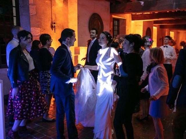 Le mariage de Edouard et Manon à Léré, Cher 39