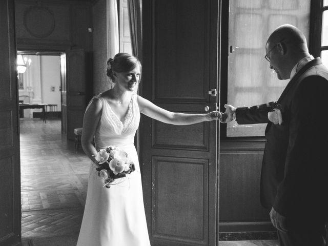 Le mariage de Amandine et Yoan
