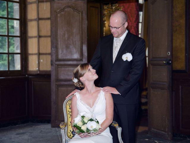 Le mariage de Yoan et Amandine à Aigueperse, Puy-de-Dôme 2
