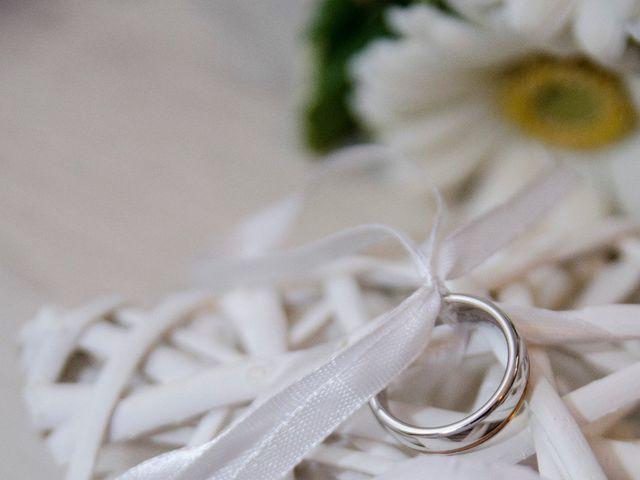Le mariage de Yoan et Amandine à Aigueperse, Puy-de-Dôme 10