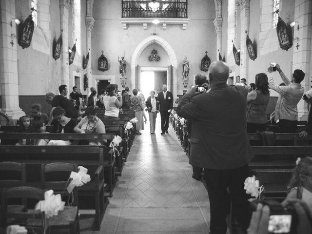 Le mariage de Yoan et Amandine à Aigueperse, Puy-de-Dôme 13