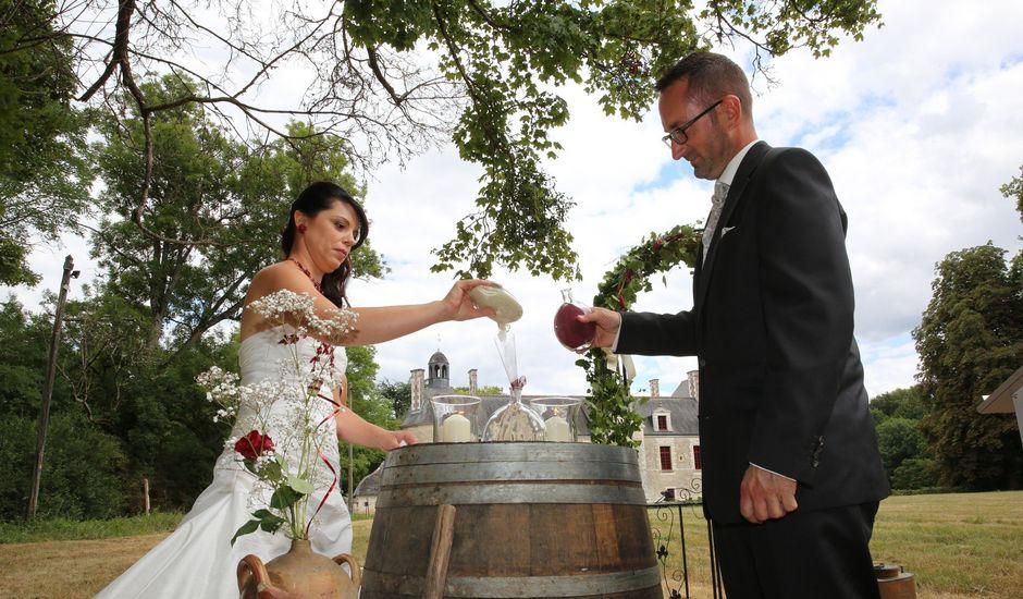 Le mariage de Sarah et Sébastien à Fresnes, Loir-et-Cher