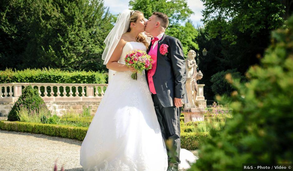 Le mariage de Mathieu et Déborah à Osny, Val-d'Oise