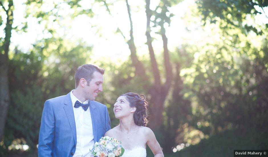 Le mariage de Guillaume et Karen à Créteil, Val-de-Marne
