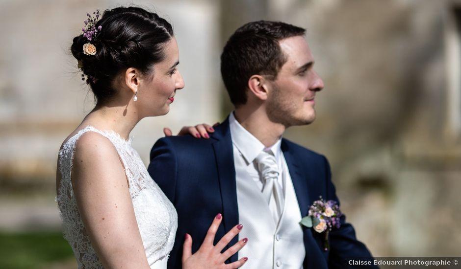 Le mariage de Edouard et Manon à Léré, Cher