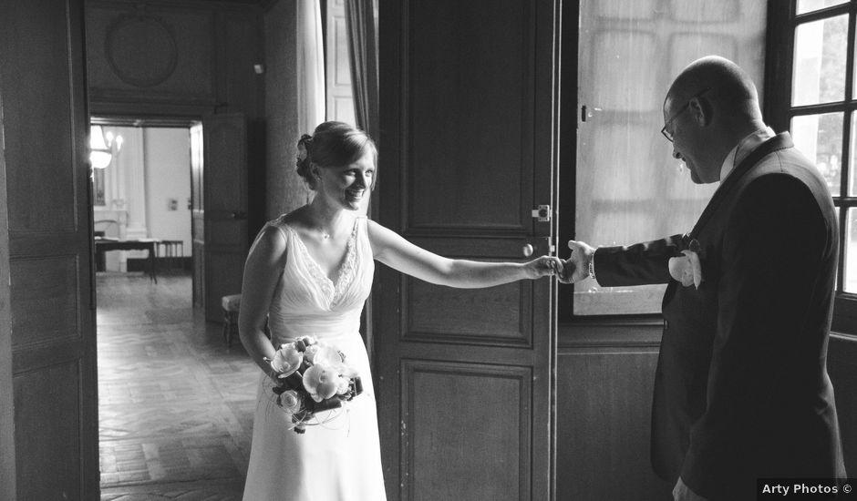 Le mariage de Yoan et Amandine à Aigueperse, Puy-de-Dôme