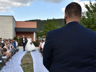 Le mariage de Priscillia et Davy