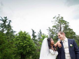 Le mariage de Mai et Mathieu