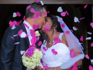 Le mariage de Noémie et Yohan
