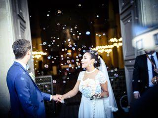 Le mariage de Suellen et Mathieu