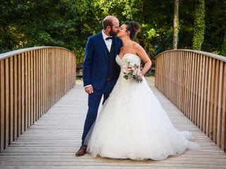 Le mariage de Victoria et Benoit