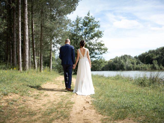 Le mariage de Yannick et Anne-Lise à Miramont-de-Guyenne, Lot-et-Garonne 3