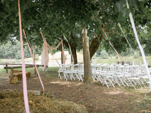 Le mariage de Yannick et Anne-Lise à Miramont-de-Guyenne, Lot-et-Garonne 7