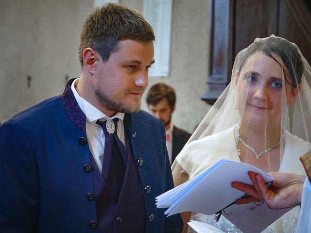 Le mariage de Clément et Axelle à Landeronde, Vendée 5