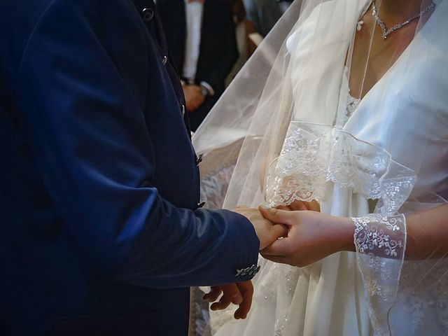 Le mariage de Clément et Axelle à Landeronde, Vendée 8