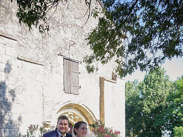 Le mariage de Clément et Axelle à Landeronde, Vendée 18