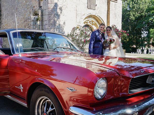 Le mariage de Clément et Axelle à Landeronde, Vendée 19