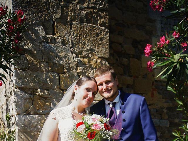 Le mariage de Clément et Axelle à Landeronde, Vendée 21