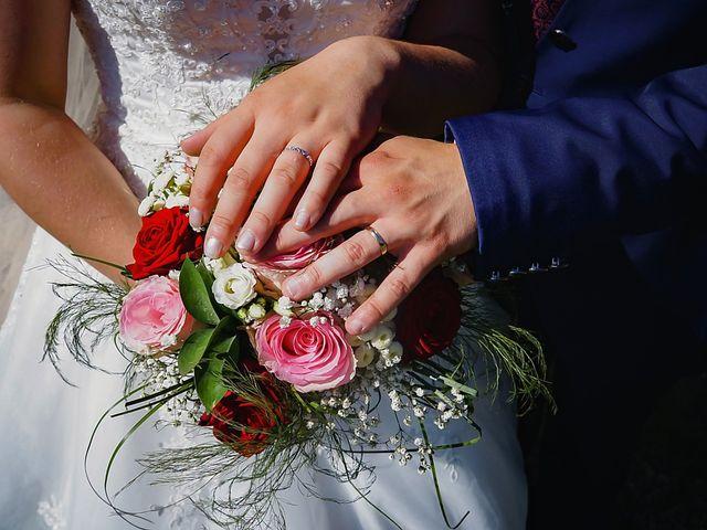 Le mariage de Clément et Axelle à Landeronde, Vendée 22