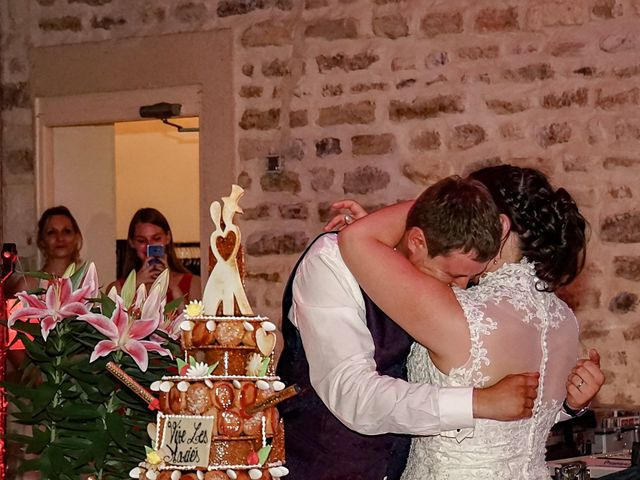 Le mariage de Clément et Axelle à Landeronde, Vendée 31
