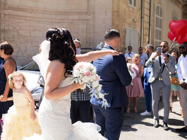 Le mariage de Jérémy et Amandine à La Bouilladisse, Bouches-du-Rhône 14