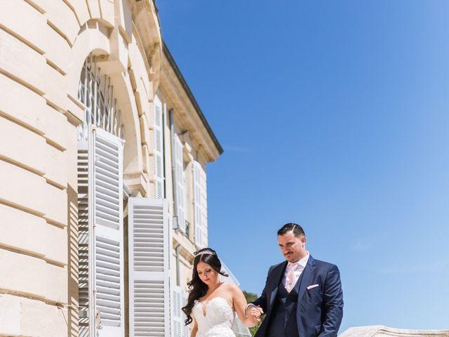 Le mariage de Jérémy et Amandine à La Bouilladisse, Bouches-du-Rhône 20